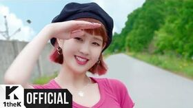 MV Park Boram(박보람) Do as i like(싶으니까)