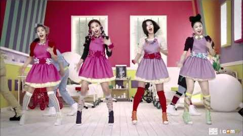 HD CO-ED SCHOOL (남녀공학) - 삐리뽐 빼리뽐 (Bbiribbom Bbaeribom) M V