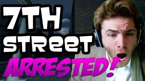 WhiteBoy7thst arrested on Twitch Stream! Link here!