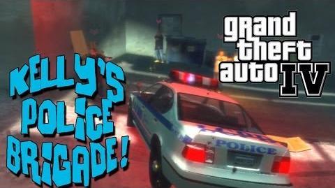 Kelly's Police Brigade - Beautiful, Violent Justice! 1 (GTA IV)