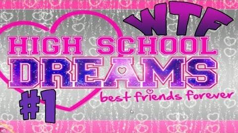 High School Dreams Best Friends Forever 1 WTF-1