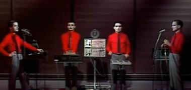 Kraftwerk Live 1978
