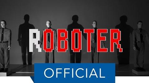 Kraftwerk - Die Roboter (Official Music Video)