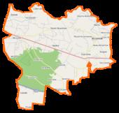 Krzymów (gmina) location map