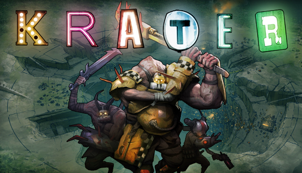 Krater cover 1