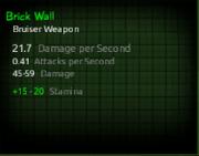 Brickwallgreen