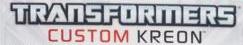 Custom Kreon Logo