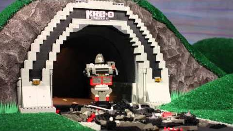 KRE-O TRANSFORMERS The Big Race