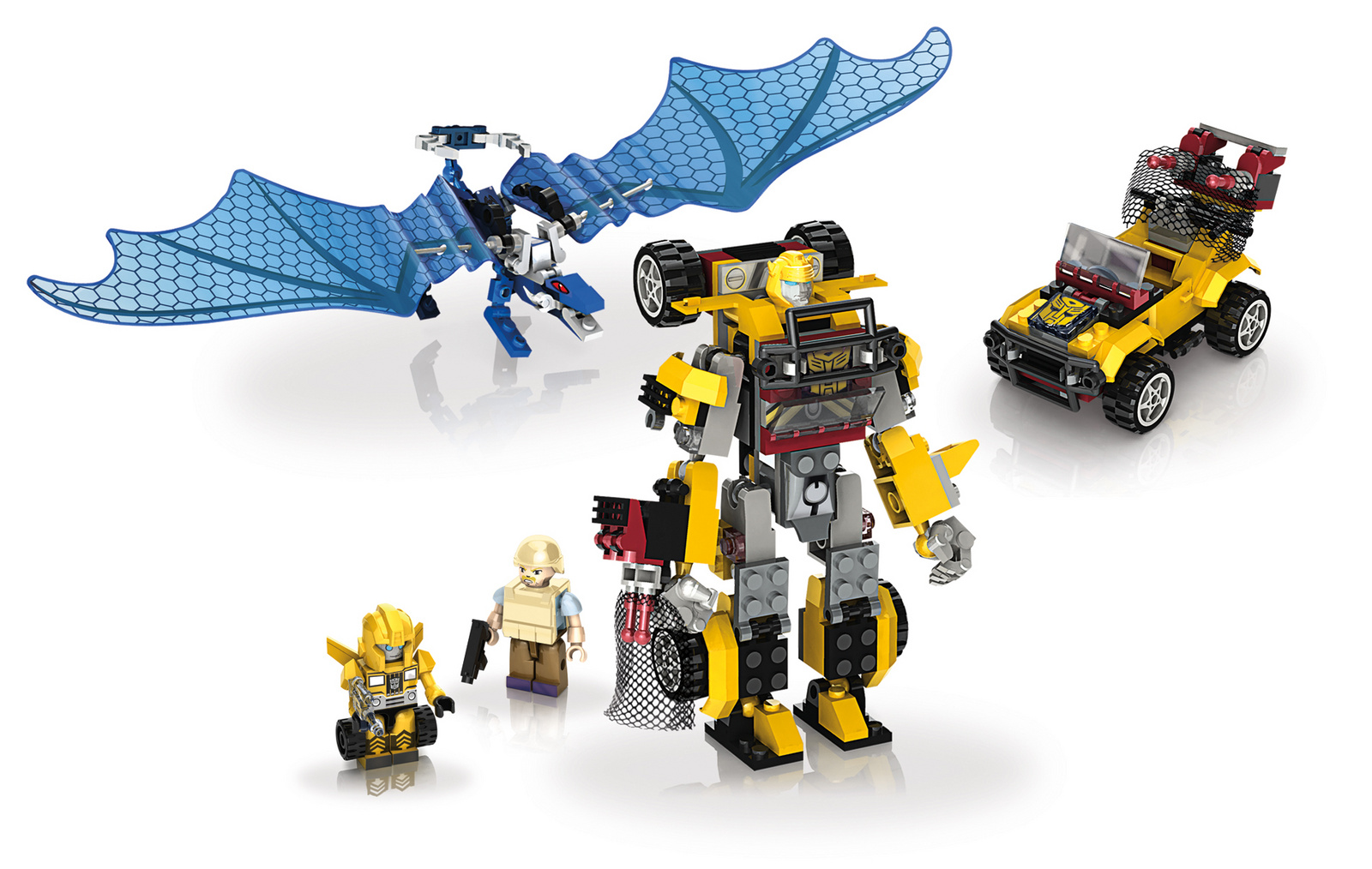 Image Kre O Beast Hunters Battlenet Bumblebee 1350051197