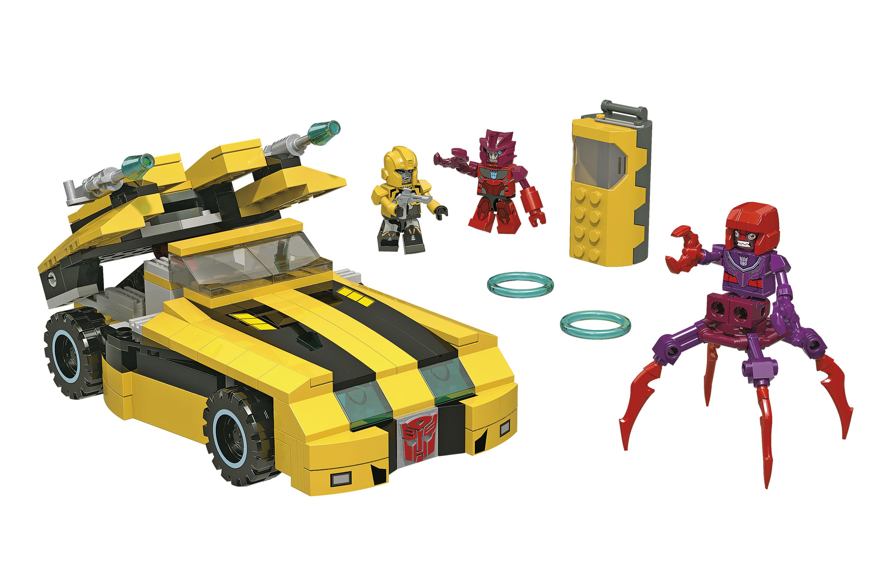 Image Kre O Transformers Rid Bumblebee Disc Demolisher 1412832557