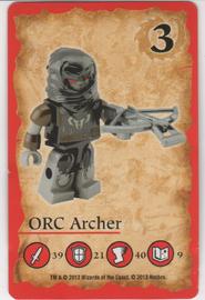 Orc archer card