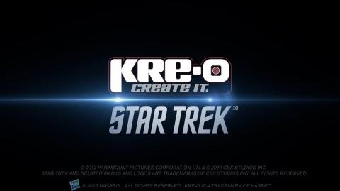 KRE-O Star Trek Teaser Trailer