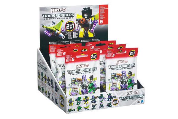 Transformers Hasbro G1 Kre-O Kreon Figure Collection II Micro-Changer Skimmer