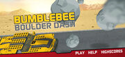 Kre-O Bumblebee Boulder Dash title