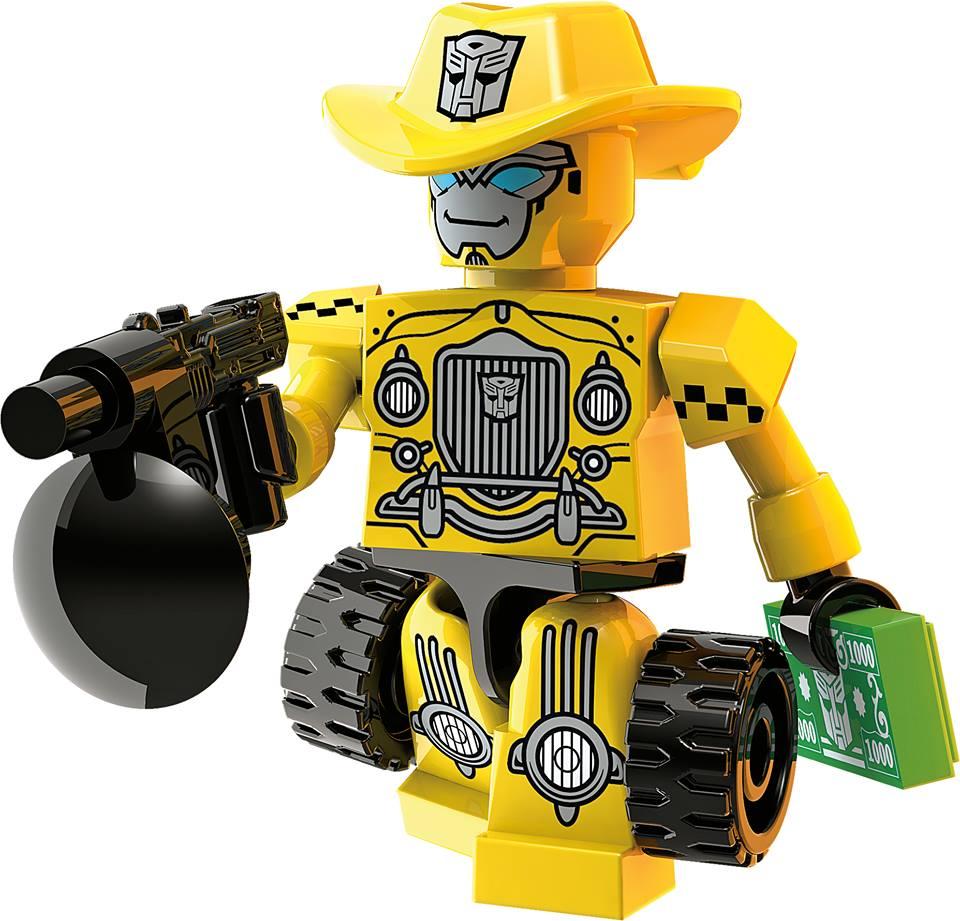 Wiseguy Bumblebee Kre O Wiki Fandom Powered By Wikia