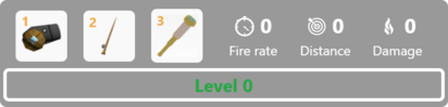 Level and Upgrades