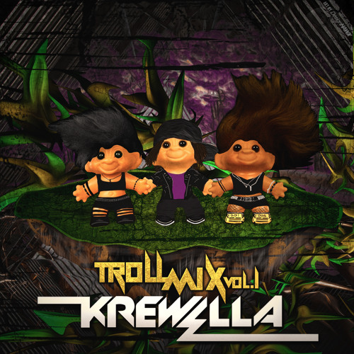 Krewella - Troll Mix Vol.1. FUCK FINALS EDITION