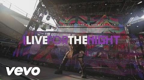 Krewella - Live For The Night (Official Lyric Video)