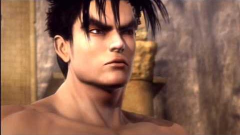 Tekken 6 Jin Kazama (Ending Movie 1 & 2)