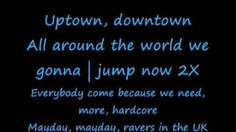 Manian - Ravers in the UK Lyrics