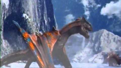 Tigrex Ecology Cinematic