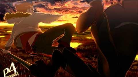 Persona 4 The Animation - Determination