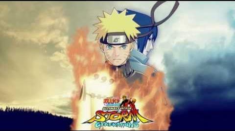 OST 14 - Naruto Shippuden Ultimate Ninja Storm Generation Soundtrack