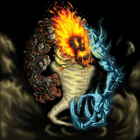 File:The ultimate elemental monster by lordnetsua.jpg