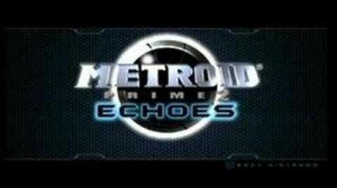 Metroid Prime 2 Echoes Music- Sanctuary Fortress
