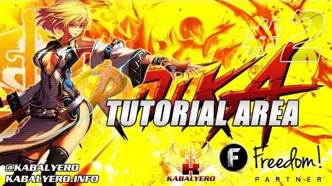 Kritika Online Gameplay 2 ★ Tutorial Area, Learning The Basics Of The Game
