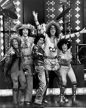 Kaptain Kool and the Kongs 1976 Cast