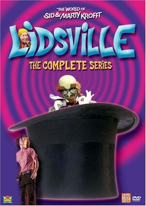 Lidsville the Complete Series