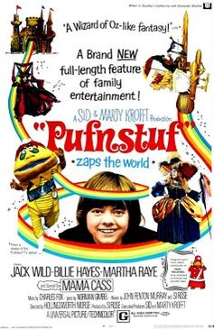 Pufnstuf Movie Poster