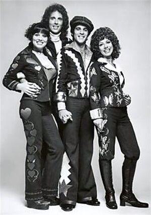 Kaptain Kool and the Kongs 1977