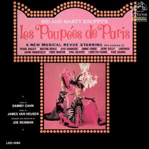 Les Poupées de Paris Soundtrack