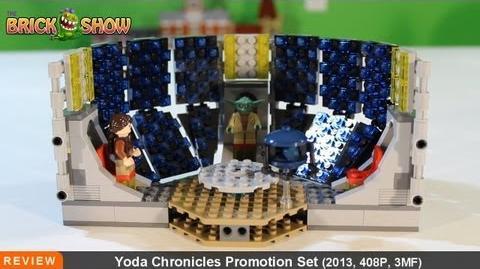 LEGO Star Wars Kroniki Yody - Recenzja Zestawu Promocyjnego