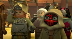 Yoda kenobi geonosis