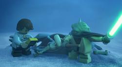 Yoda na hothu