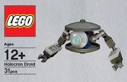 Set ''Droid Holocron''