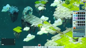 Wakfu MMO Incarnam screenshot