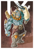 Demon IX by Dan Qualizza