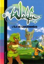 Wakfu novel 8 cover