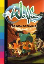 Wakfu novel 6 cover