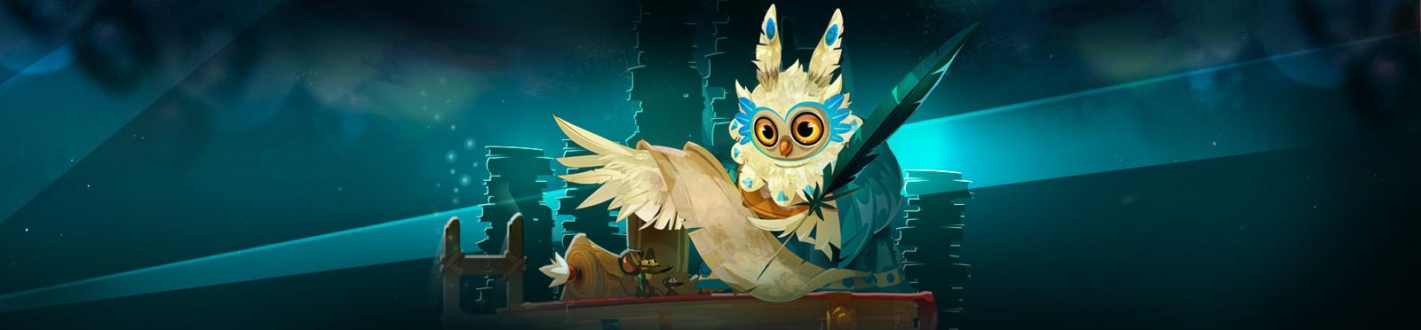 Dofus rules owl banner