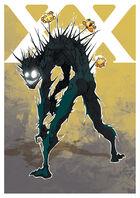 Demon XX by Dan Qualizza