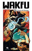 Wakfu Manga 4 cover