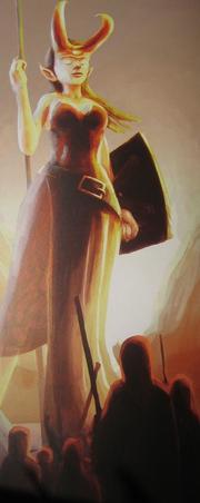 Goddess Feca