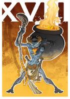 Demon XVIII by Dan Qualizza