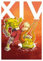 Demon XIV by Dan Qualizza
