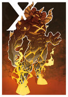 Demon X by Dan Qualizza